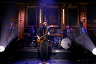 Thomas Rhett Visits 'Tonight Show,' 'TODAY Show'