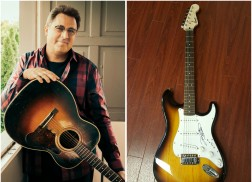 WIN: Autographed Vince Gill Guitar