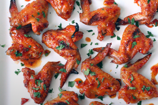 RECIPE: Game-Day Wings