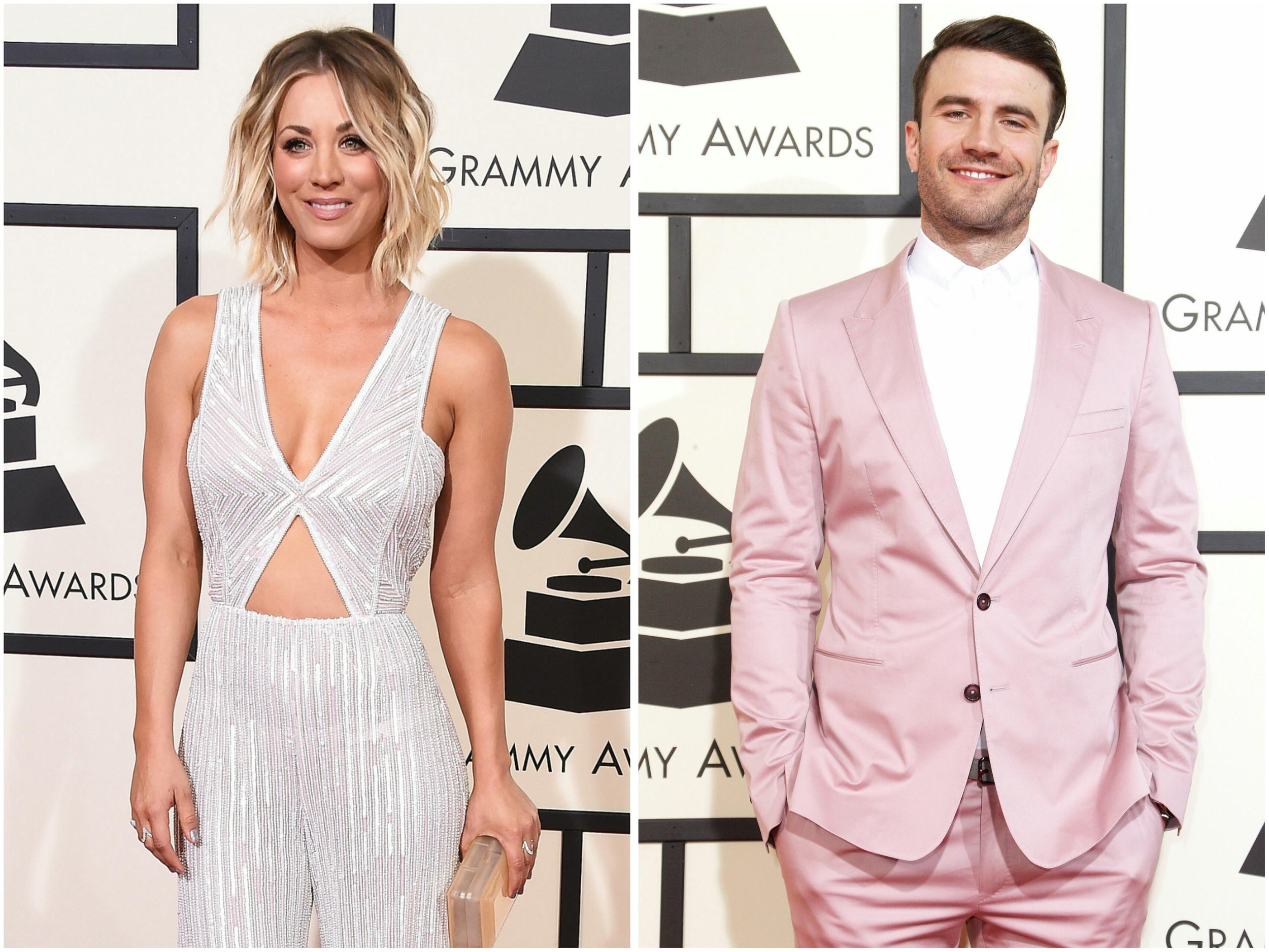 Sam hunt is dating who