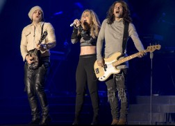 The Band Perry on Denver Broncos, Lady Gaga and Grammys