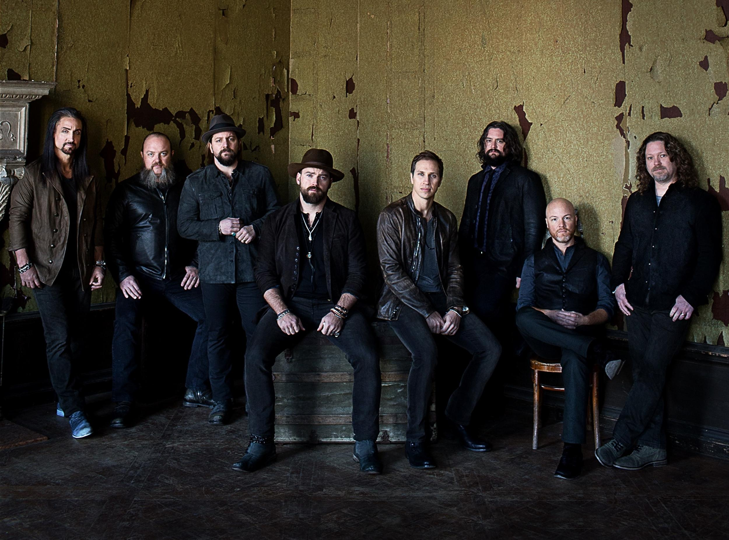 Zac Brown Band Announces 2016 Black Out The Sun Tour