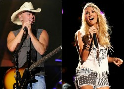 Kenny Chesney, Carrie Underwood Among First Round of ACM Awards Performers