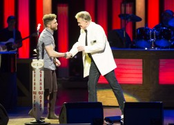 Chris Lane Makes Opry Debut