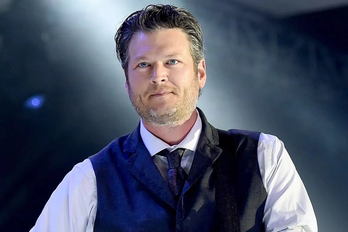 Blake Shelton Pens Gospel Song, 'Savior's Shadow,' After 'Very Dark Time' In His Life