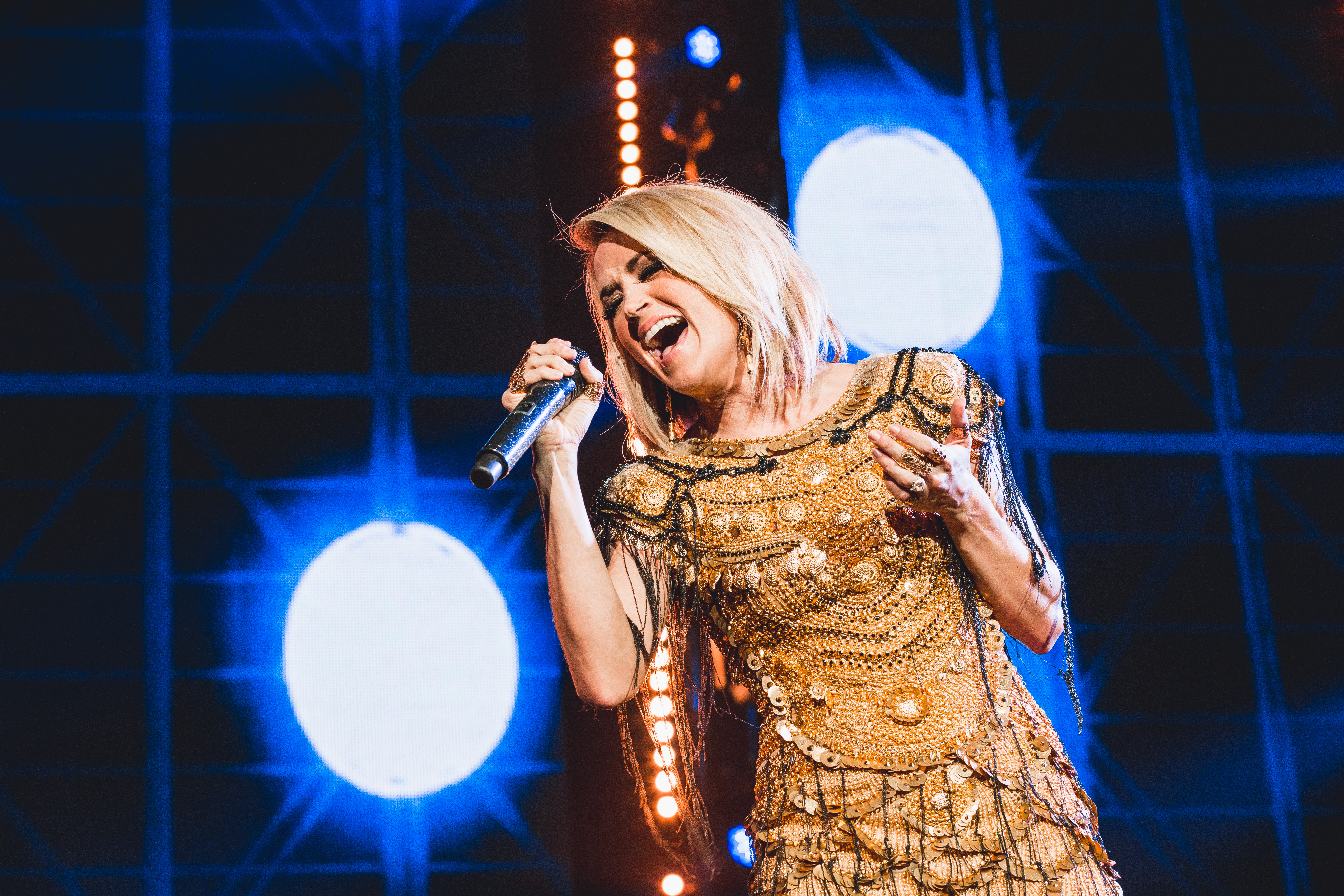 carrie underwood tour - HD5472×3648