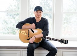 Eric Paslay Reverts Back to 'Raw' Unedited Tracks on 'The Work Tapes'
