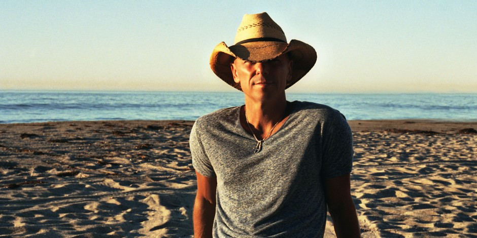 Kenny Chesney Is Ready To Turn Up The 'Noise'