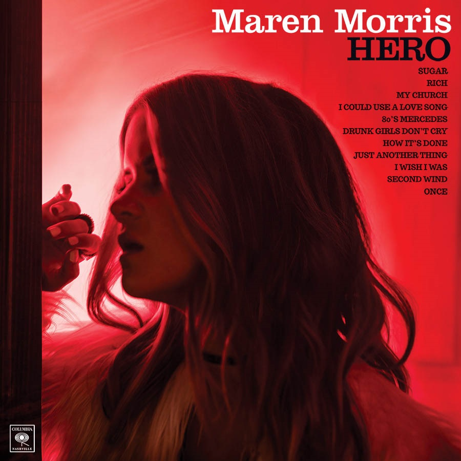Album Review: Maren Morris' 'Hero'