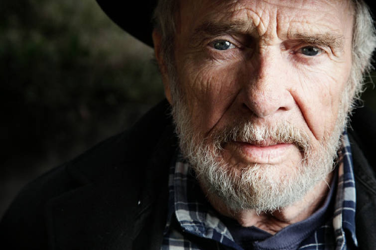Merle Haggard's Son Pays Tribute to His Late Father