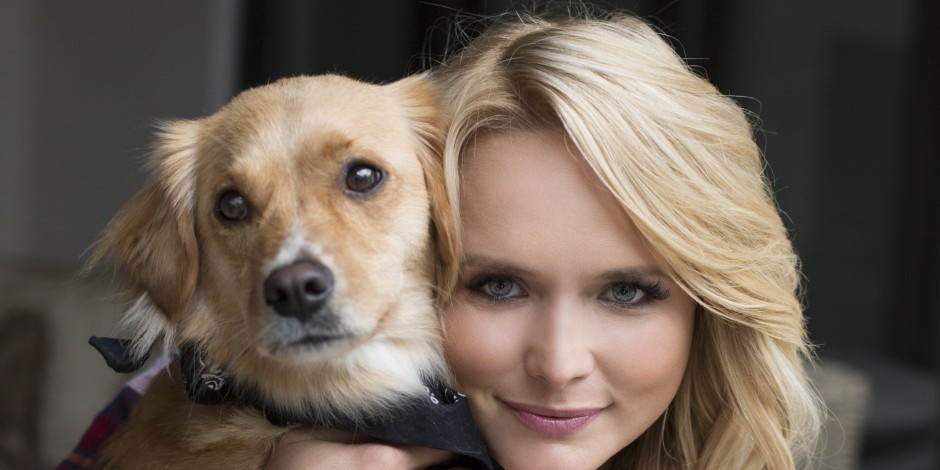Miranda Lambert to Launch Pet Line, 'MuttNation™ Fueled by Miranda Lambert'