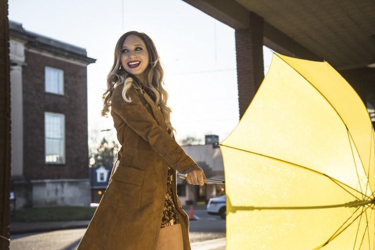 Olivia Lane Debuts 'Make My Own Sunshine' Music Video