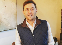 Writing a Book Was Never on Scotty McCreery's Radar