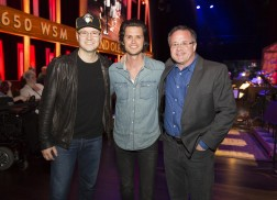 Steve Moakler Makes Grand Ole Opry Debut