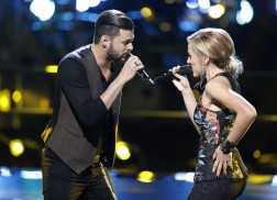 Mary Sarah Triumphant in 'The Voice' Battle Round