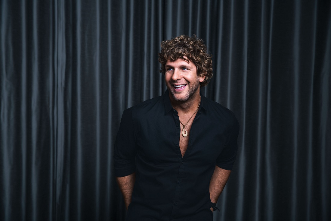 Watch Billy Currington Cover Georgia On My Mind Sounds