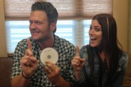 Blake Shelton Still Supports Former Team Member Cassadee Pope
