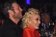 Blake Shelton Calls Writing With Gwen Stefani 'Remarkable'