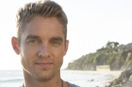 Brett Young Hopes Fans Will Get To Know Him Through His Debut Album