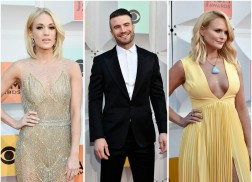 PHOTOS: 51st Annual ACM Awards – Red Carpet Arrivals