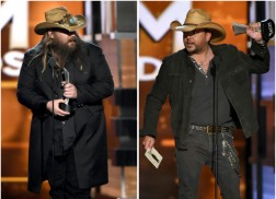 ACM Awards Winners: Chris Stapleton Dominates, Jason Aldean Wins Top Honor