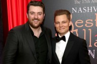 Chris Young, Frankie Ballard Attend 17th Annual T.J. Martell Best Cellars Dinner