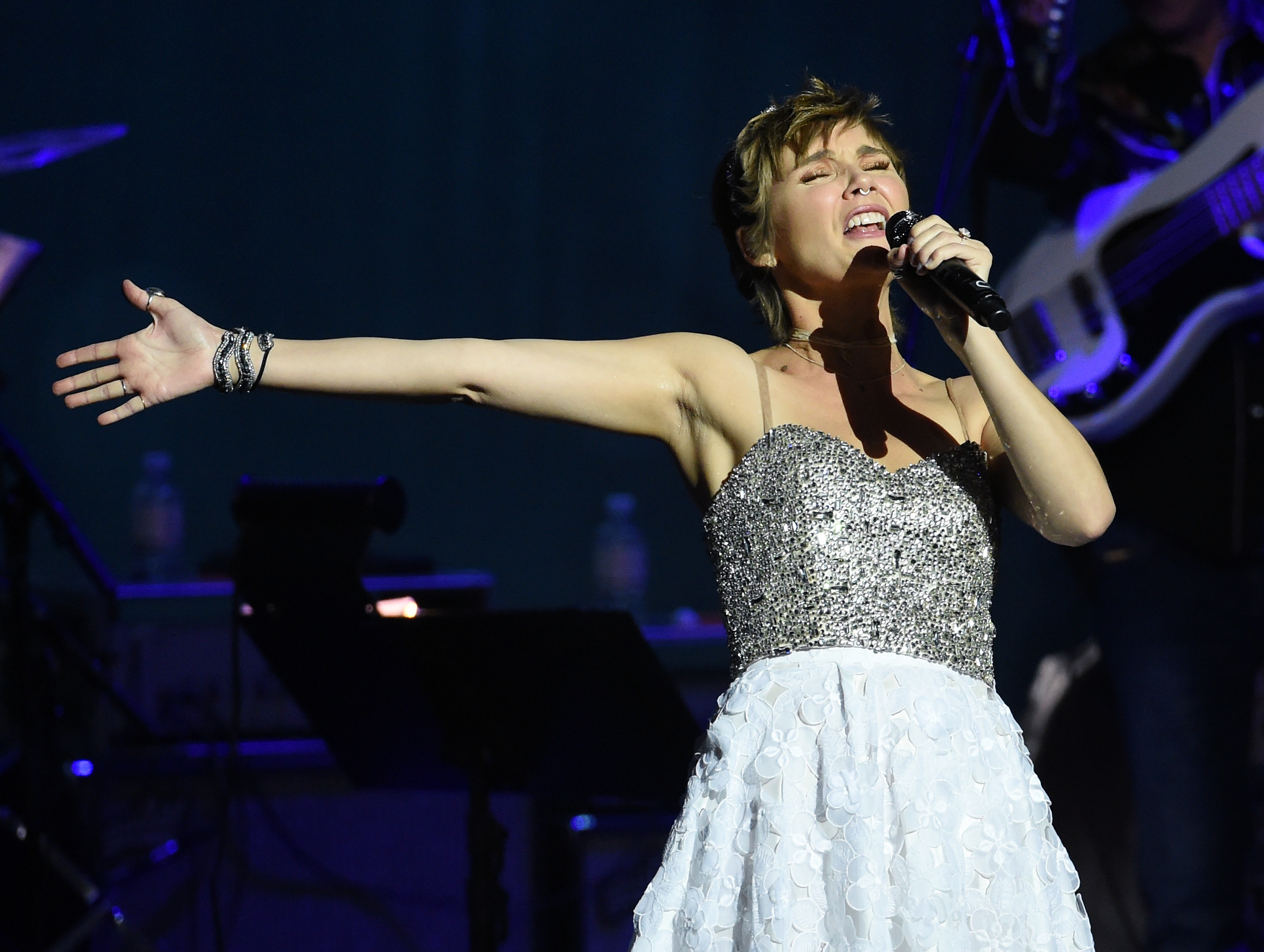 Clare Bowen and Cast Are Pumped to Take 'Nashville' Across the Pond