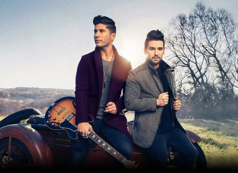 Dan + Shay Reflect on 2017 and Embrace Living in the Moment