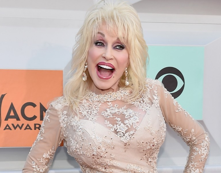 Dolly Parton Honored with Tex Ritter Award