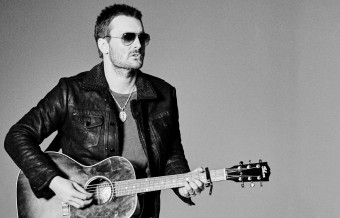 Eric Church Scores Another No.1 with 'Record Year'