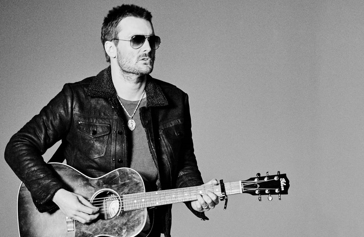 Eric Church Scores Another No.1 Single with 'Record Year'