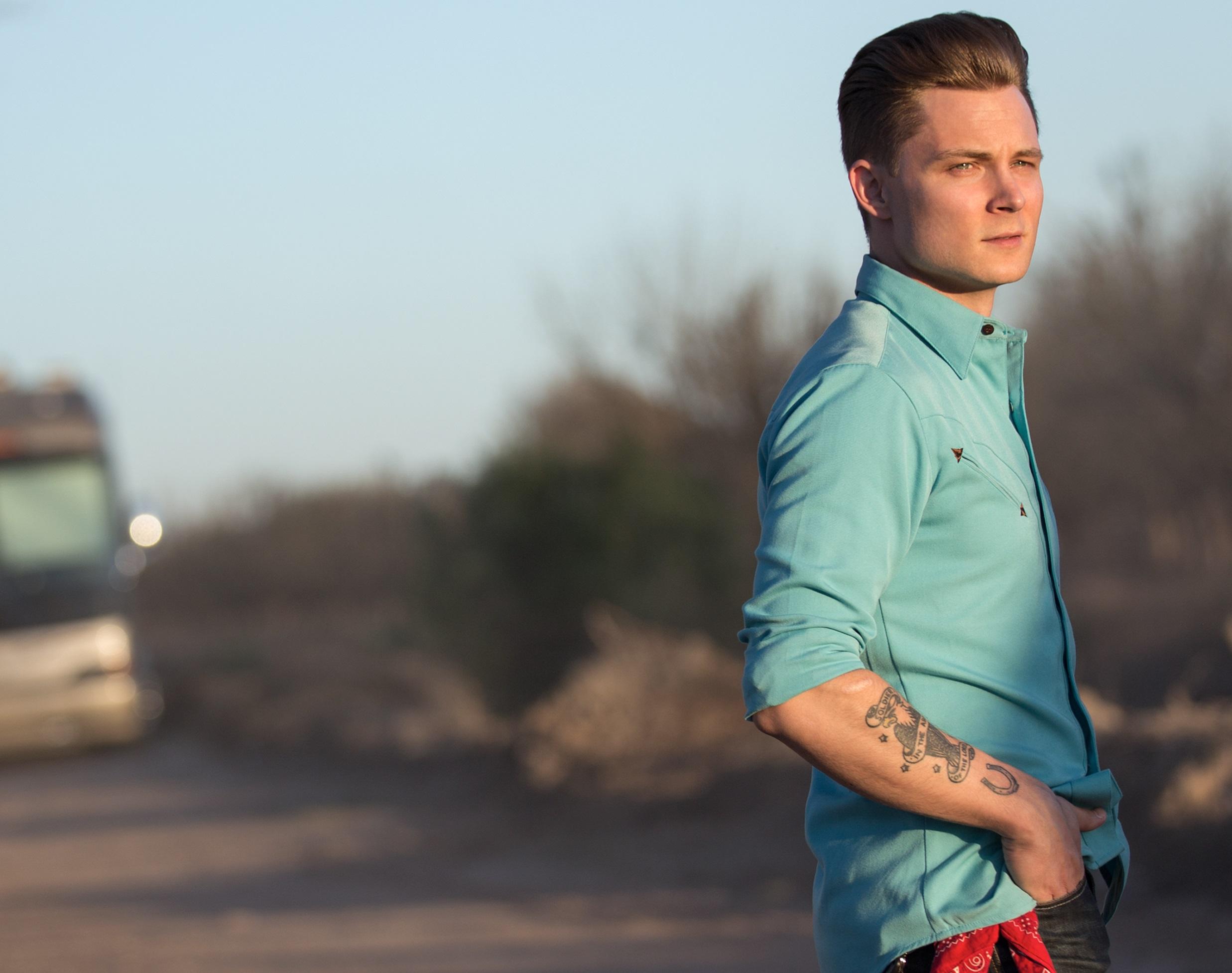 Frankie Ballard Talks El Rio, Debuts 'Good As Gold' Music