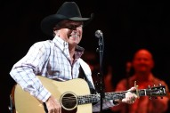 George Strait Makes Triumphant Return to the Stage at Strait to Vegas Kickoff Concert