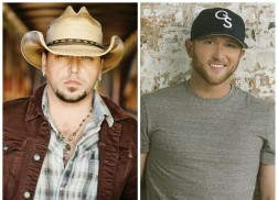 Jason Aldean and Cole Swindell Round Out ACM Awards Performers