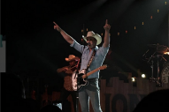 Jon Pardi Previews 'California Sunrise' at Nashville Concert