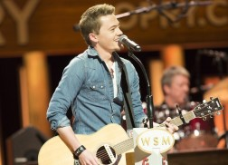 Jordan Rager Plays His First Grand Ole Opry Show