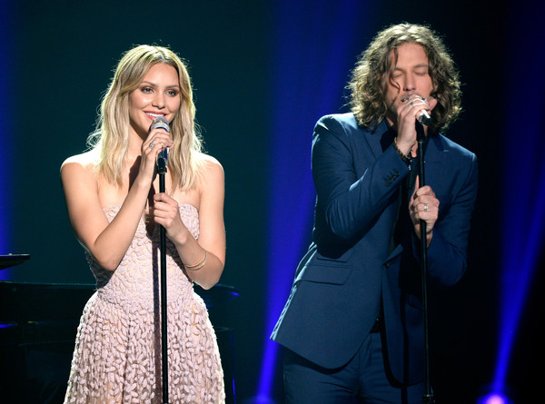 Katharine McPhee, Casey James, Photo by Getty Images