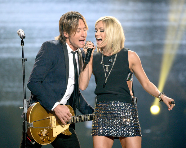 Keith urban shares the story behind his duet with carrie for Carrie underwood and keith urban duet