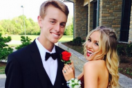 Lennon Stella Goes To Prom With Charles Esten's Son