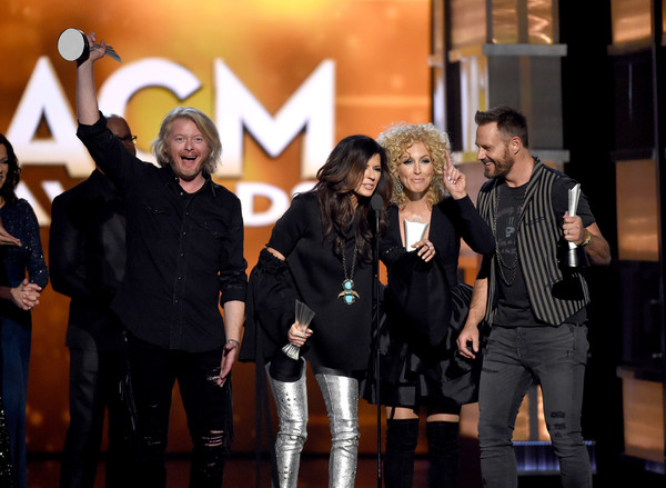 Little Big Town Claims ACM Awards Vocal Group of the Year