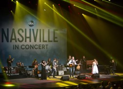 Cast of ABC's 'Nashville' Kicks Off U.S. Tour