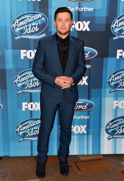 Scotty McCreery, Photo by Getty Images