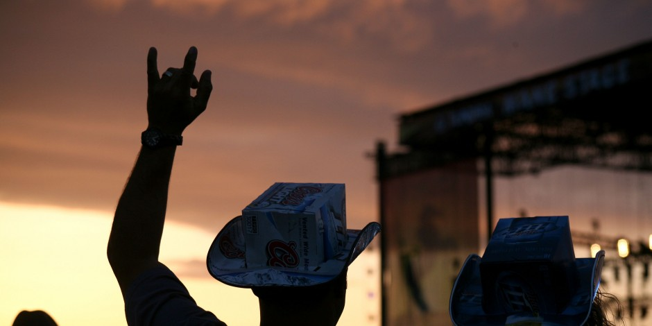 The Twelve Types of People You Will Always See at Country Music Festivals