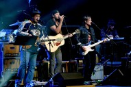 Keith Urban, Vince Gill & Friends Remember Merle Haggard During All for the Hall Benefit