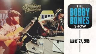 Brothers Osborne on The Bobby Bones Show - August 27, 2015