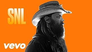 Chris Stapleton - Nobody To Blame (Live on SNL)