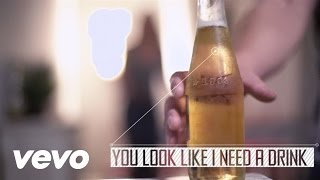 Justin Moore - You Look Like I Need A Drink (Lyric Video)