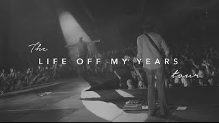 Lee Brice - Life Off My Years Tour