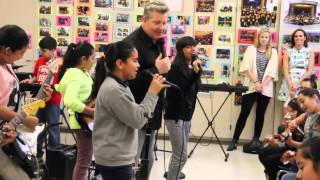 Rascal Flatts with Miramonte Elementary School 5th Graders