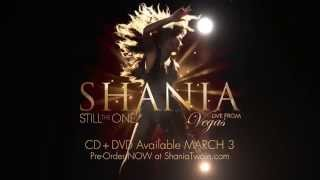 Shania Twain Still The One: Live From Vegas [CD+DVD Trailer]